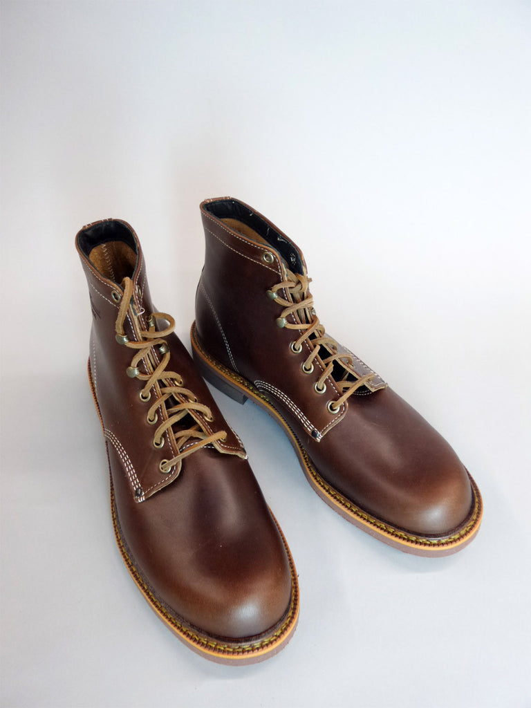 cf9d941a5b6 Thorogood Boots 1892 Beloit Brown Chromexcel CXL