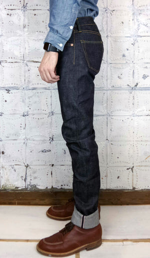 Mildblend Supply Co. X Momotaro 18oz Deep Indigo