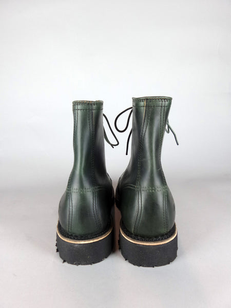 Thorogood 1892 Tomahawk 8 Inch Boots In Loden Green