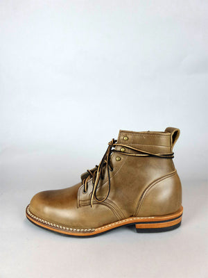 Truman Boot in Natural Chromexcel