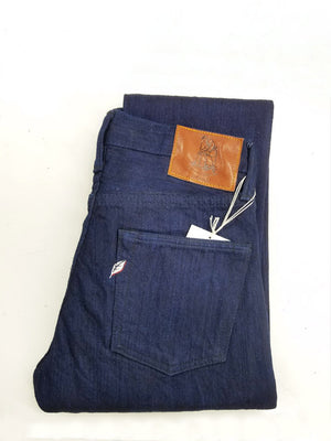 Pure Blue Japan KS-013-WID Knubbed Selvedge
