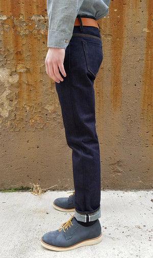 Railcar Fine Goods 23oz Indigo Selvedge