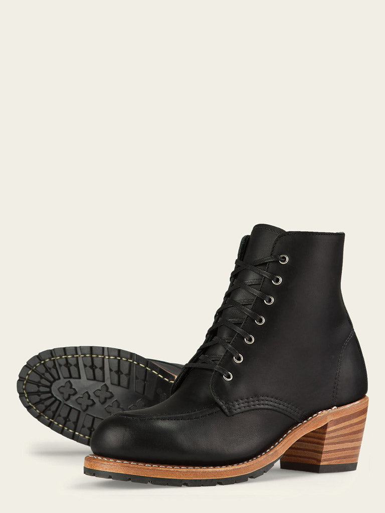 Red Wing Women's Clara Boots 3405 Black