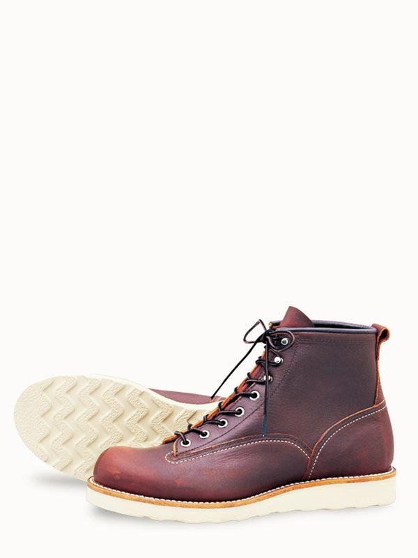 Red Wing Lineman 2906 Briar Oil Slick