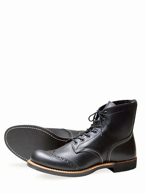 Red Wing Brogue Ranger Black