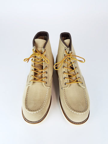 Red Wing Classic Moc 8850 in Sand Mohave