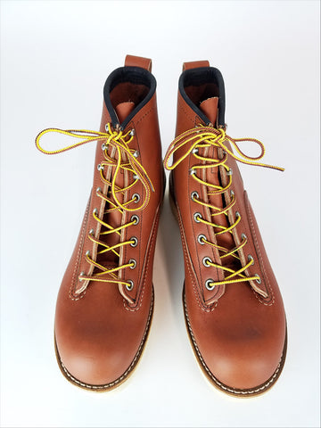 Red Wing Lineman 2907 in Oro Russet