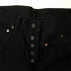 Pure Blue Japan BB-019 Double Black Denim