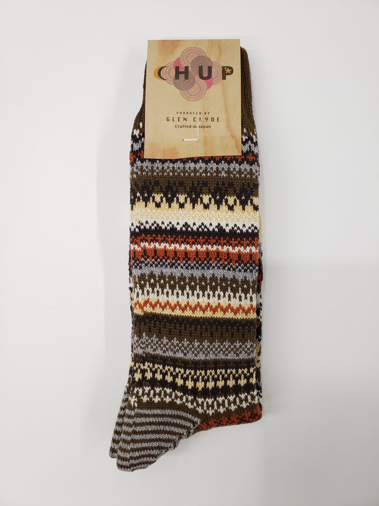 Chup by Glen Clyde Jakt Sepia