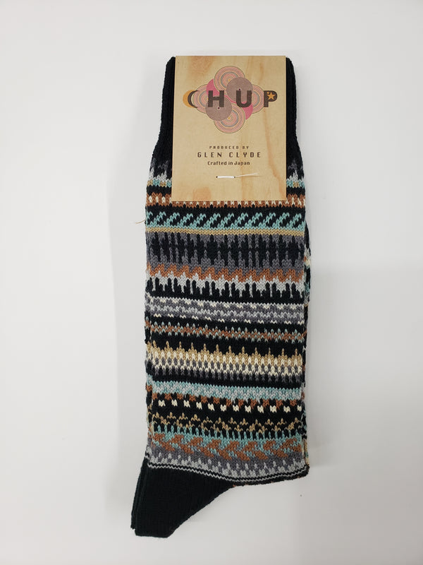 Chup by Glen Clyde Hogan Black