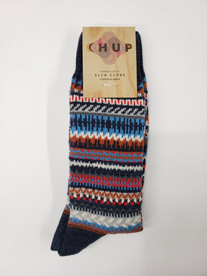 Chup by Glen Clyde Hogan Indigo