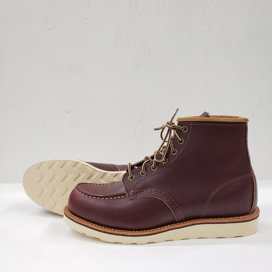 "Red Wing 8856 6"" Classic Moc Oxblood"