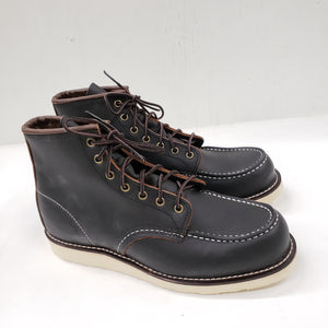 "Red Wing 8849 6"" Classic Moc Black"
