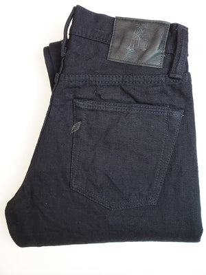 Pure Blue Japan xx-013 18oz Indigo Black