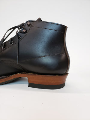 White's Boots Plain Toe Dark Brown Chromexcel