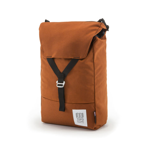 Topo Designs Y Pack Clay