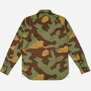 3sixteen Overshirt in Camouflage