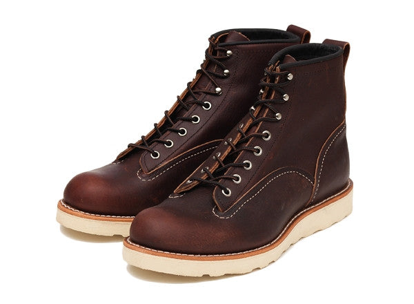 Red Wing Lineman 2906 Briar Oil Slick Mildblend Supply Co