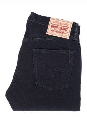 Iron Heart 14oz Overdyed Indigo 555S-142OD