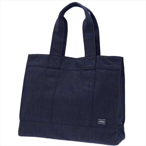 Porter Smoky Tote Bag Navy