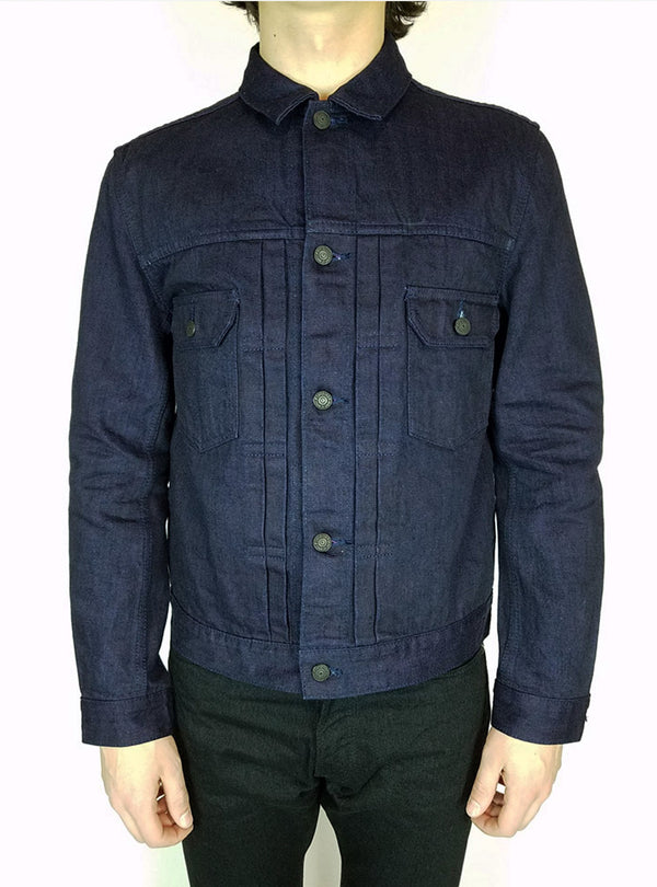 Pure Blue Japan Purple Face Type II Jacket