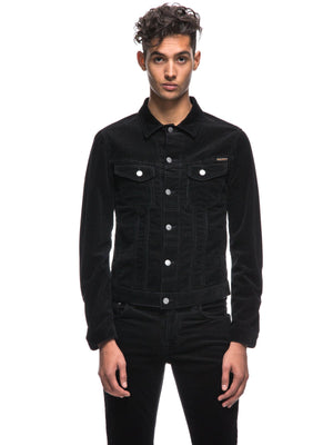 Nudie Jeans Billy Cord in Black