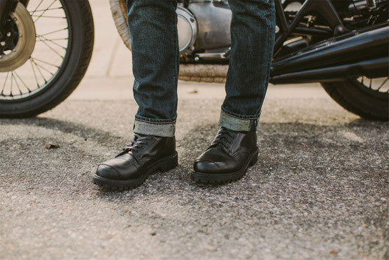 b652a34243f 1000 Mile Dylan Moto Boots