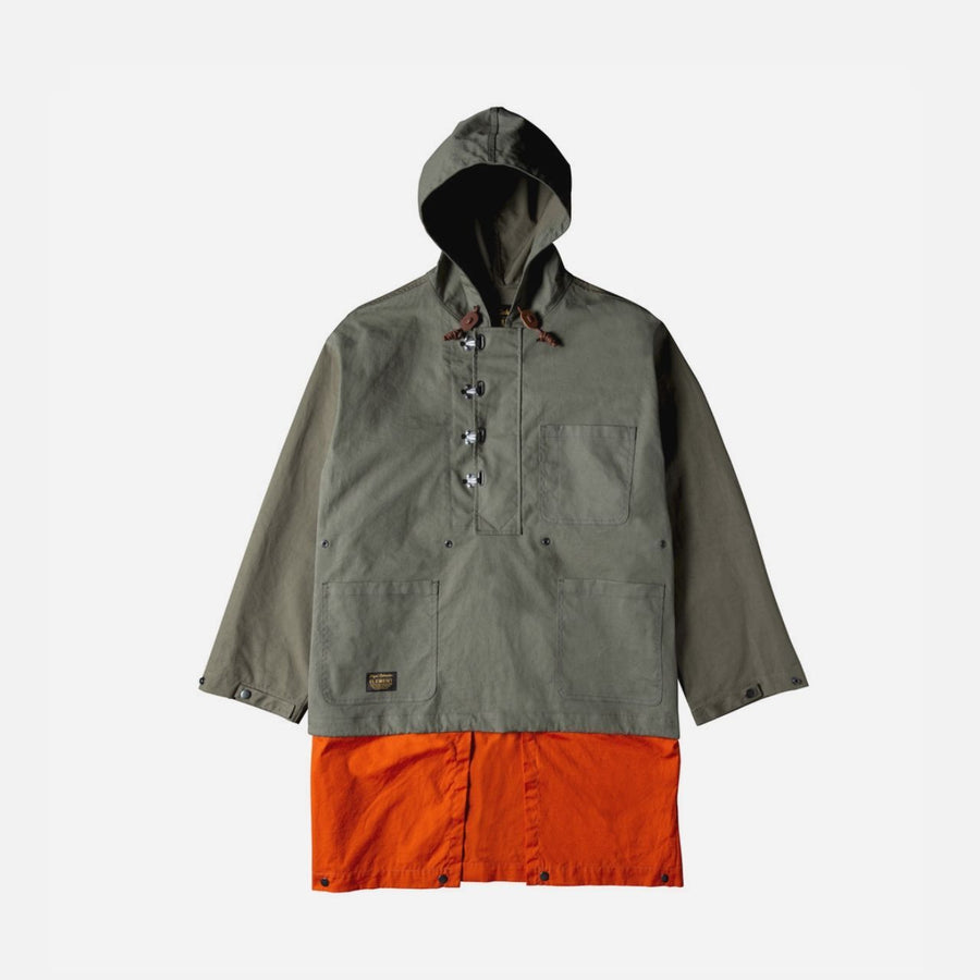 Element X Nigel Cabourn Barrow Military