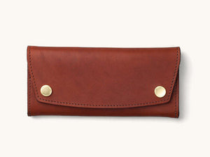 Tanner Goods Tradesman Wallet Chicago Tan