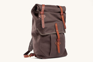 Tanner Goods Wilderness Rucksack in Walnut