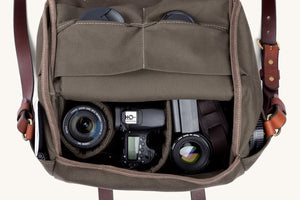 Tanner Goods Field Camera Bag in Sage