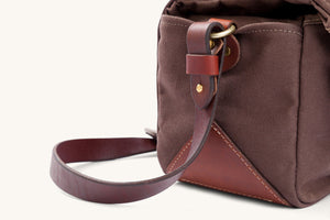 Tanner Goods Field Camera Bag in Walnut