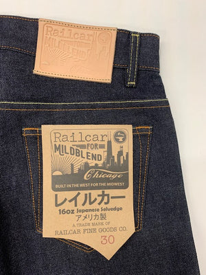 Railcar Fine Goods X Mildblend Supply Spike 16 oz