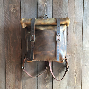 Howl and Hide Booker Rucksack