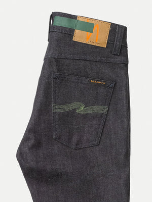 Nudie Jeans Lean Dean Dry Green