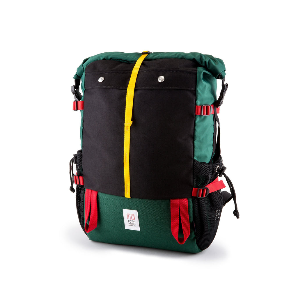 Topo Designs Mountain Rolltop (Forest)