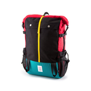 Topo Designs Mountain Rolltop (Red)