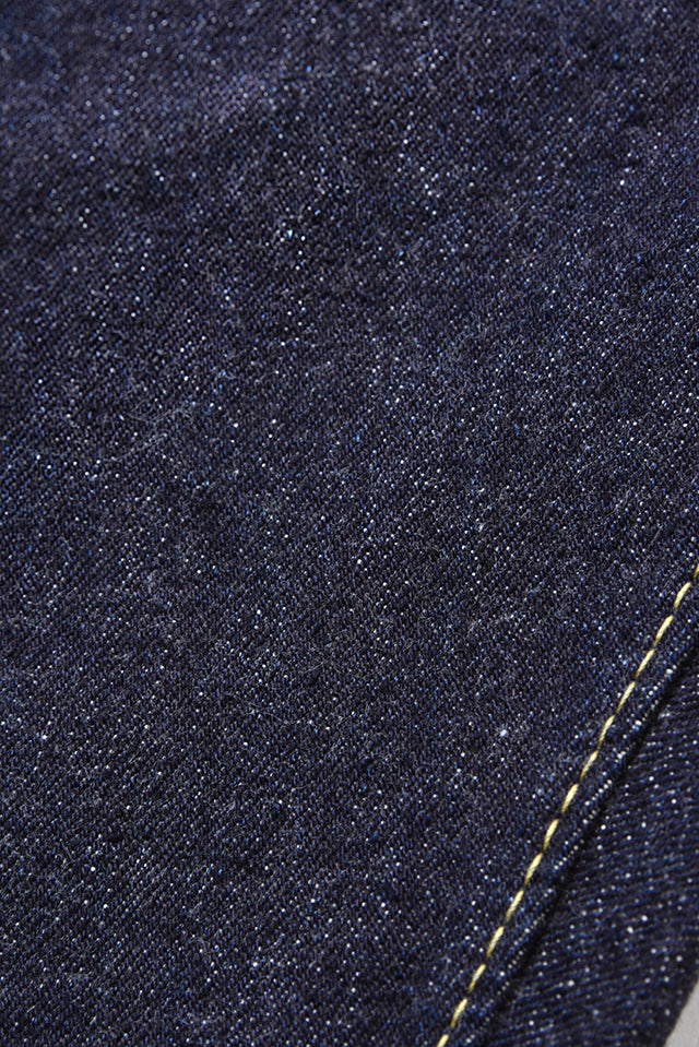 Pure Blue Japan NP-013 Nep Indigo Selvedge Tapered