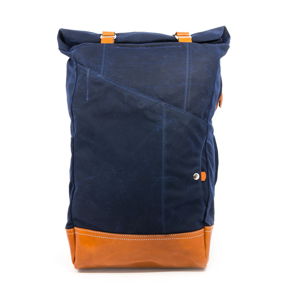 Teranishi Venture Backpack in Navy
