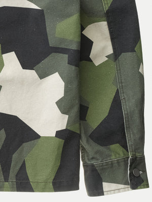 Nudie Jeans Paul Swedish Camo