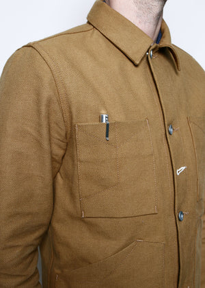 Rogue Territory Open Range Jacket 15oz Copper Canvas