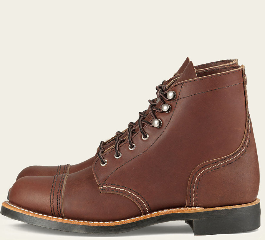 Red Wing Women's Iron Ranger 3365 Amber Harness