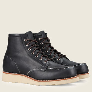 Red Wing Women's 6 Inch Moc 3373 Black