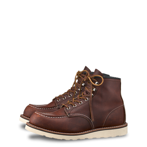 Red Wing 87519 Classic Moc in Oro Harness