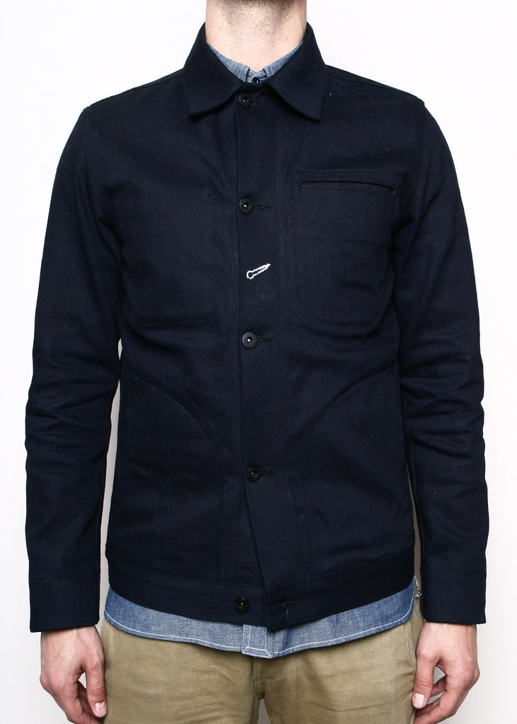 Rogue Territory Supply Jacket Dark Indigo