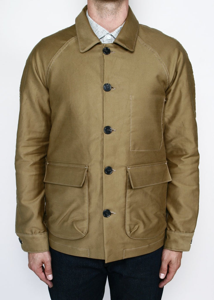 Rogue Territory Explorer Jacket Jungle Cloth