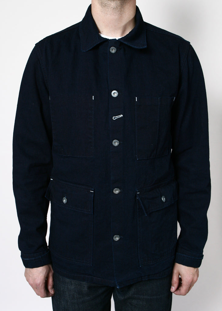 Rogue Territory Field Jacket Rinsed ISC