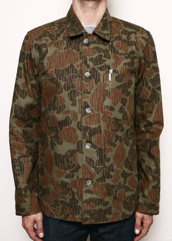 Rogue Territory Harbor Jacket Anniversary Camo