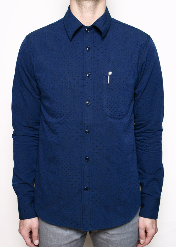 Rogue Territory Jumper Shirt Diamond dot