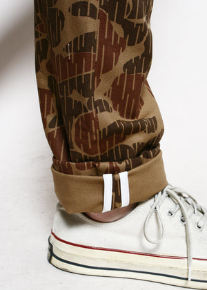 Rogue Territory Officer Trouser Anniversary Camo Tan